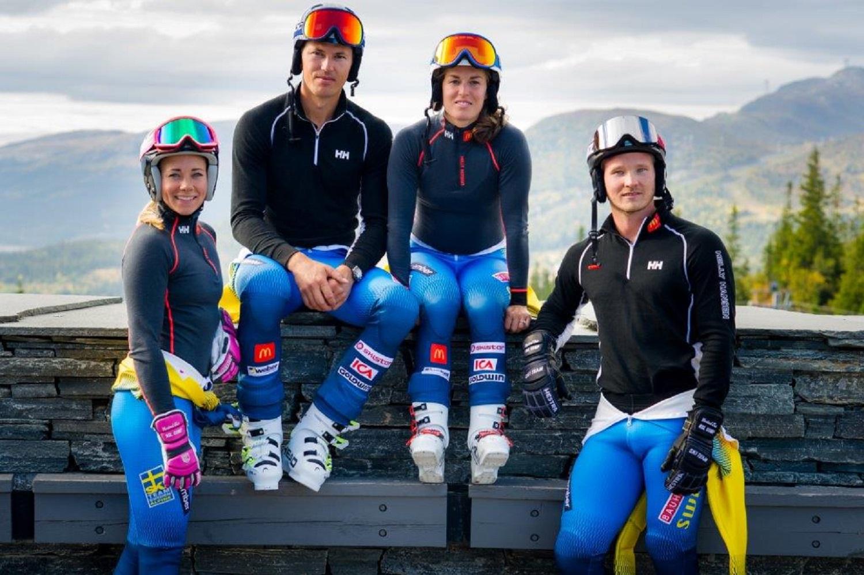 Helly Hansen nuovo fornitore ufficiale del Team svedese di sci alpino 1