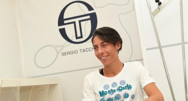 Schiavone e Sergio Tacchini dentro e fuori dai campi