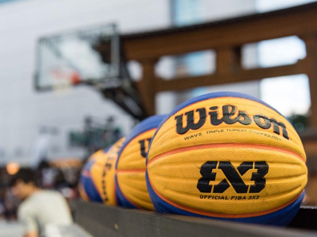 Wilson e basket 3x3 ancora insieme 1