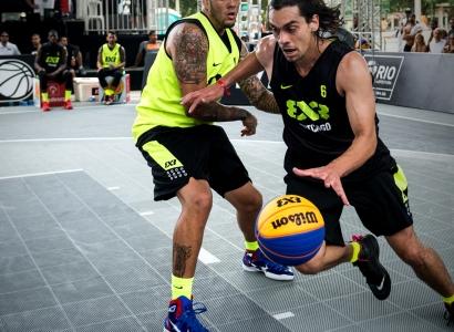 Wilson e basket 3x3 ancora insieme