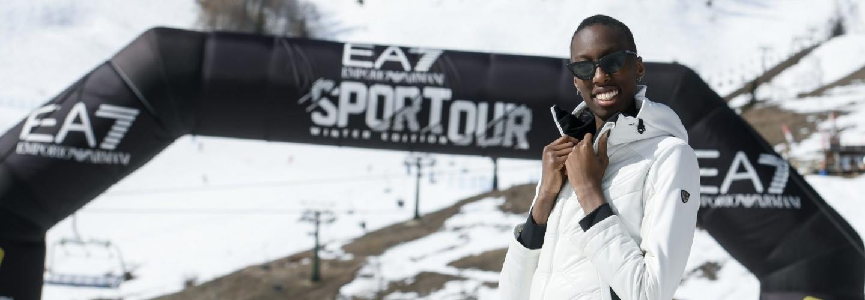 EA7 Emporio Armani Sportour Winter Edition