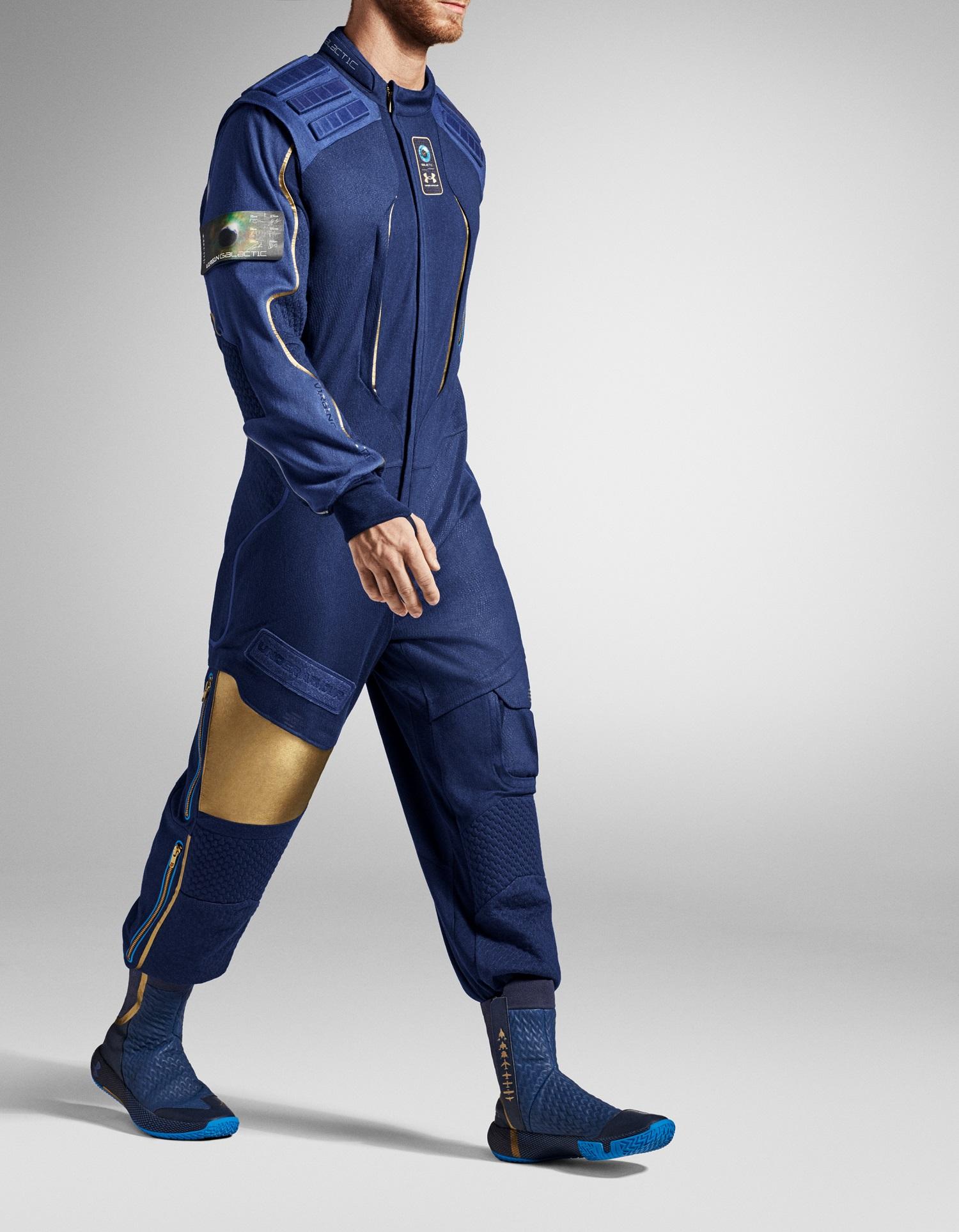 I l dolce servire  Under Armour veste gli astronauti del futuro - Sportbusiness Magazine