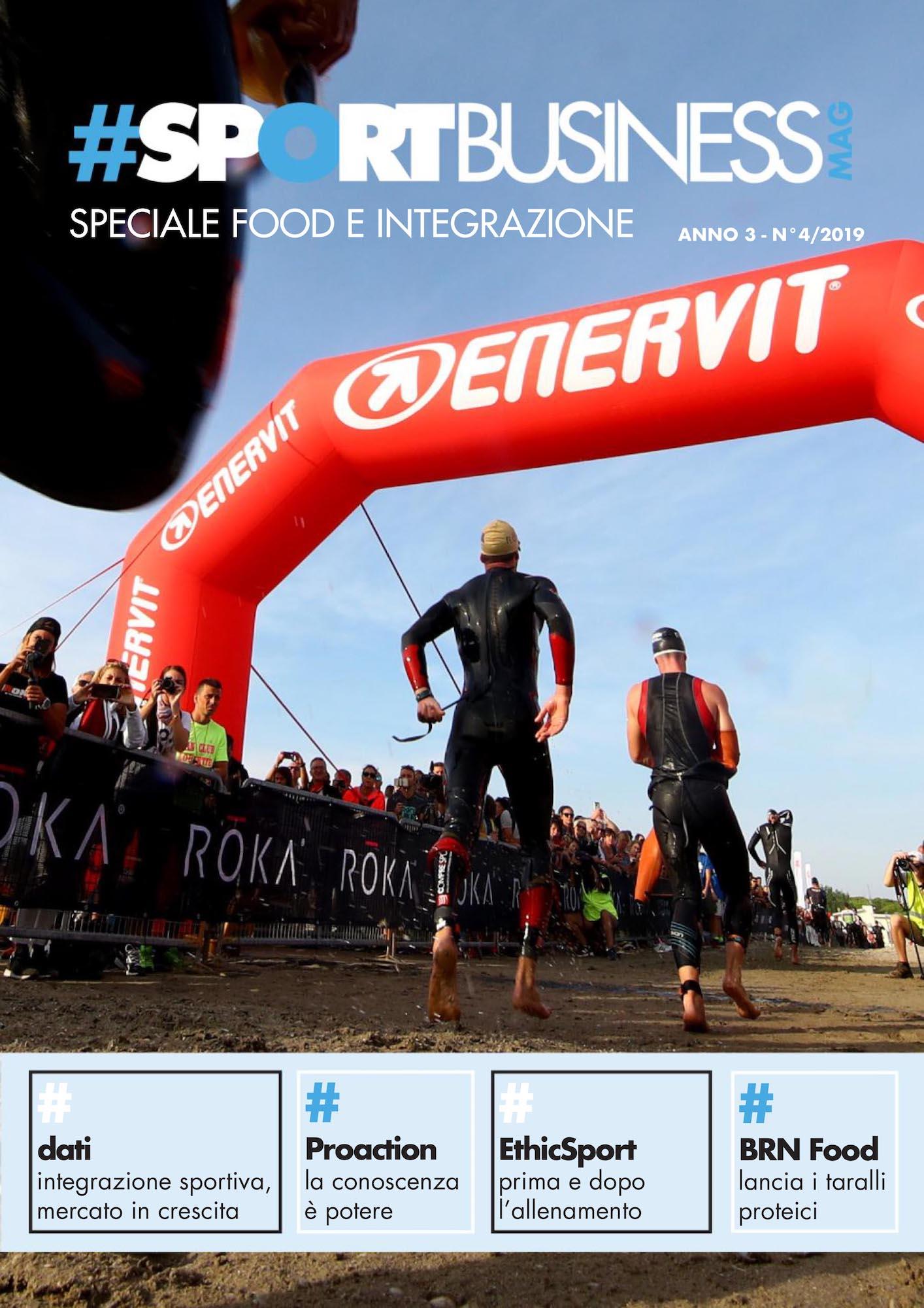 SportBusiness Mag – Speciale Integratori