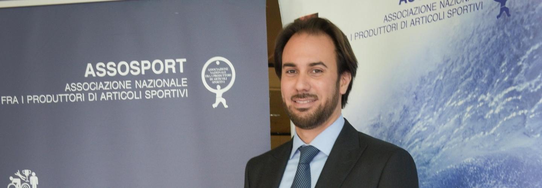 Presidente Assosport Federico De Ponti